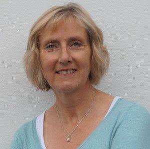 editor of Curlew Calling book, Karen Lloyd